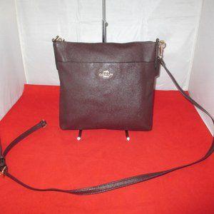 Coach 39408 Crossgrain Leather Crossbody Bag